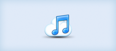 Music Cloud Icon