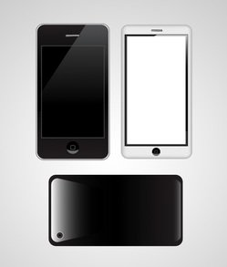 Apple IPhone Vector 3G / 3GS / 4G (Free)
