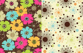 floral flowers background