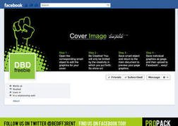 DBD | CoverPack PSD Template For Facebook Covers