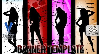Free Banner Template