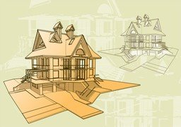 Architectural Series Vector 9