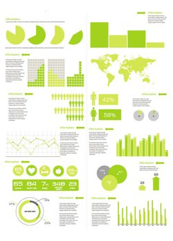 Vector Infographic Elements (Free)