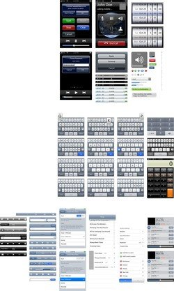 Apple Ipad Exploded View A Full Range Of Ui Design