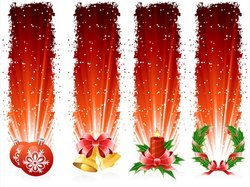 Christmas Decorative Banner