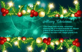 Christmas design vector art snowflakes, hand drawn angels