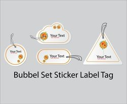 Free Vector Label