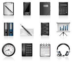 office product icons