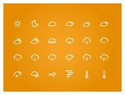 small fresh weather icon