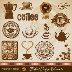 Gold Coffee Theme
