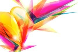 Abstract Design Vector Art Background