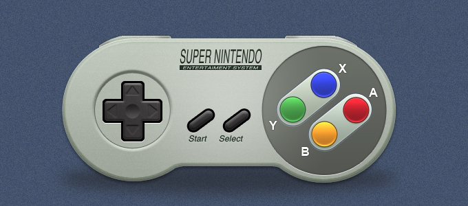 how to clean snes controller