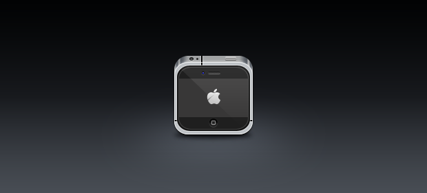Mini iPhone 4 Icon