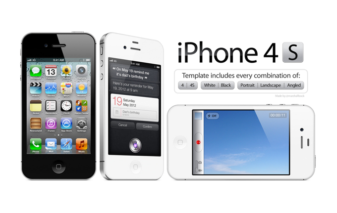 High resolution iphone 44s psd template vector file 365psd pronofoot35fo Gallery