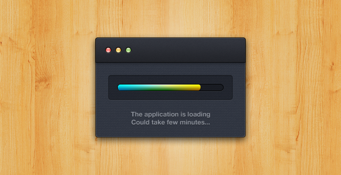 OS X Application Loading