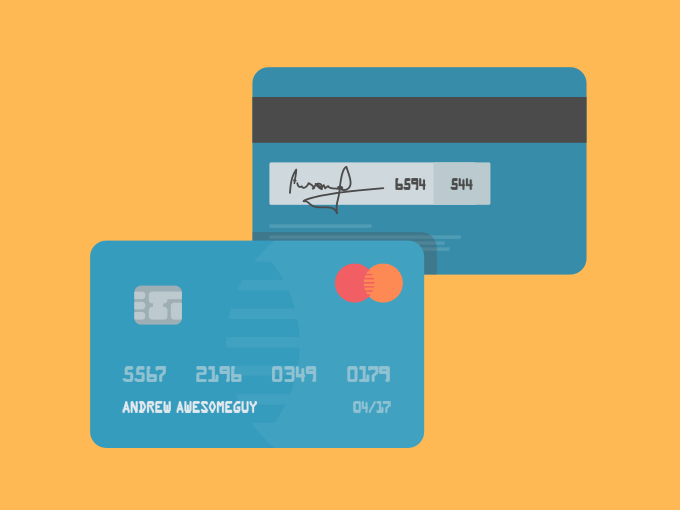 Credit Cards vector file 365PSD