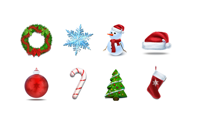 Christmas Icons Png.Free Xmas Icons Psd And Png Psd File For Free Download Now